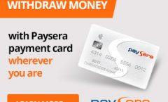 Paysera online payment platform
